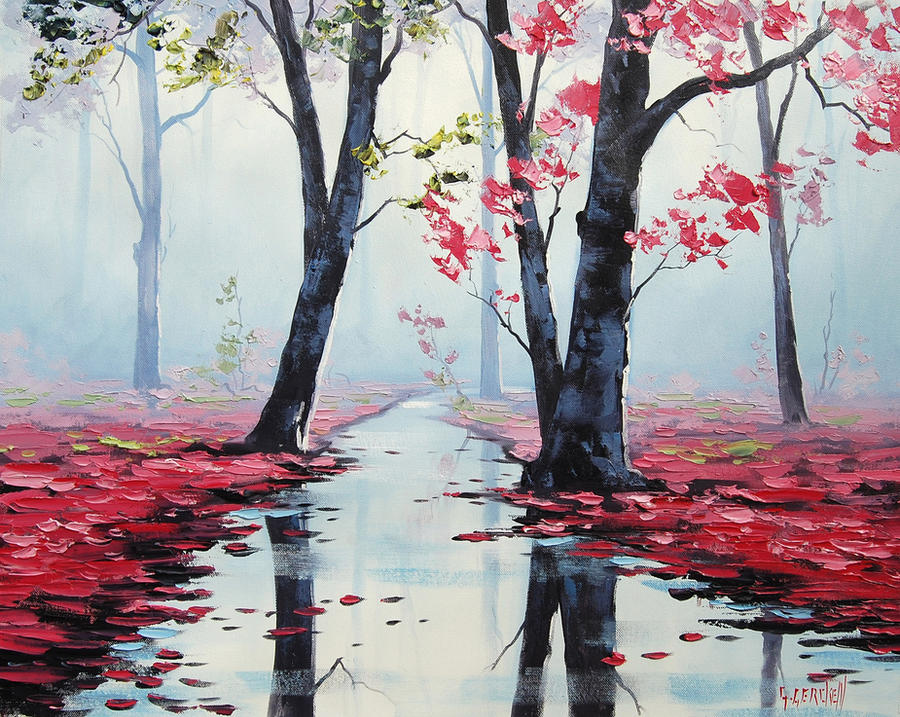 Misty Pink by ~artsaus
