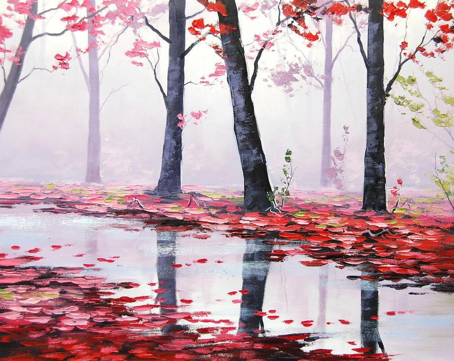 Tonal Pink by artsaus