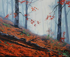Forest Floor by artsaus