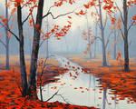 Calm Autumn DAY