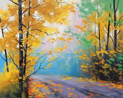Autumn Delight by artsaus