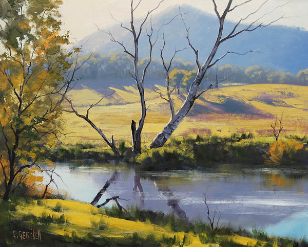 Fish River Tarana by artsaus