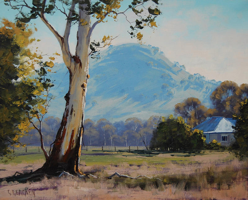 Tumut Australia  City pictures : Tumut Farm , Australia by artsaus on DeviantArt
