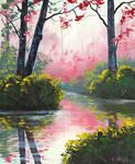 Stream reflections