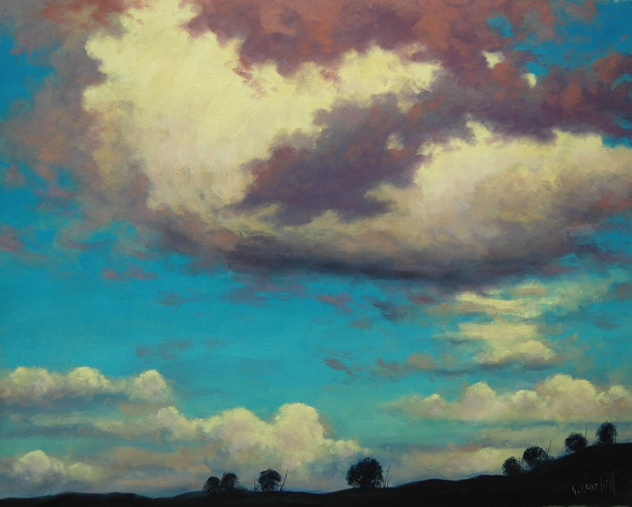 Clouds by artsaus