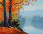 Autumn-lake-prints