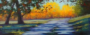 Mt Wilson Painting