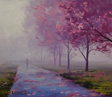 Springtime Blossoms by artsaus