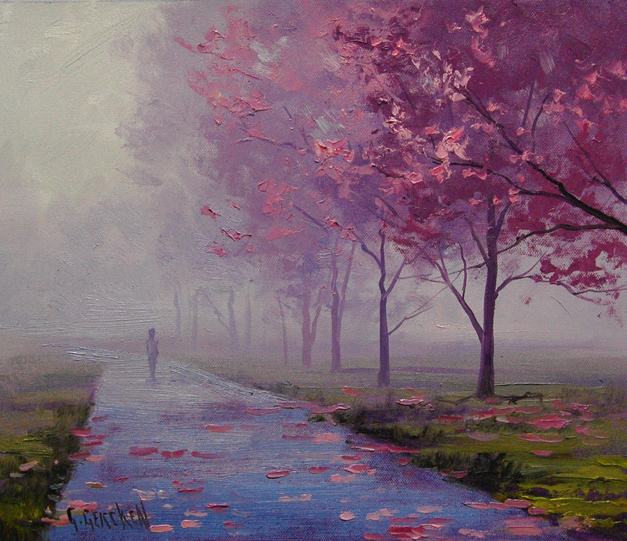 Springtime Blossoms by artsaus