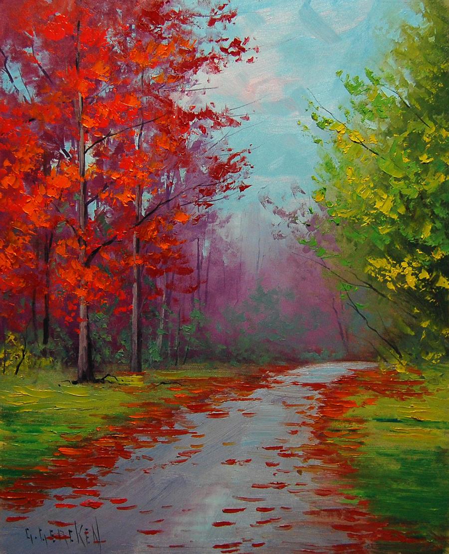 Autumn Colors by artsaus