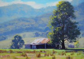 Hartley Valley Farm by artsaus