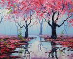 Spring Splendor by artsaus