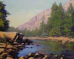 Colorado River Painting