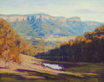 Blue Mountains Valley