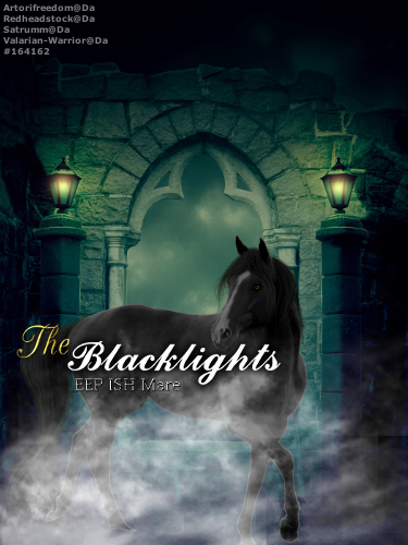 TheBlacklights by CloverHoofAcres