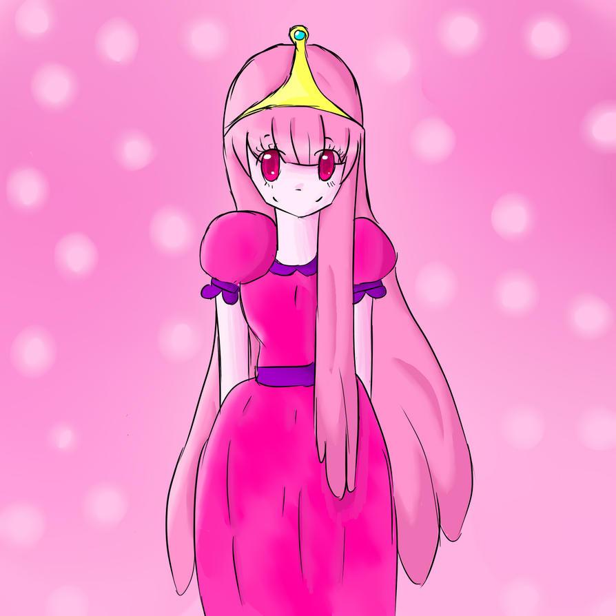 Princess Bubblegum 2.1 by tjlive5 on DeviantArt