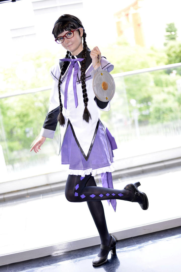 Time Travel - Homura Akemi by wingedlight