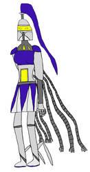 Minerva (cyborg mode) by Cydra630