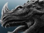dragon Wip 28/8/12 by scumpunx