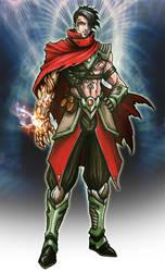 Sorcerer of Akatosh by Antman2012