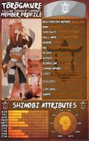 [TG] Kitsune Akari - 1263 era by Jinxaroni