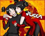 Pucca loves Garu - Gift