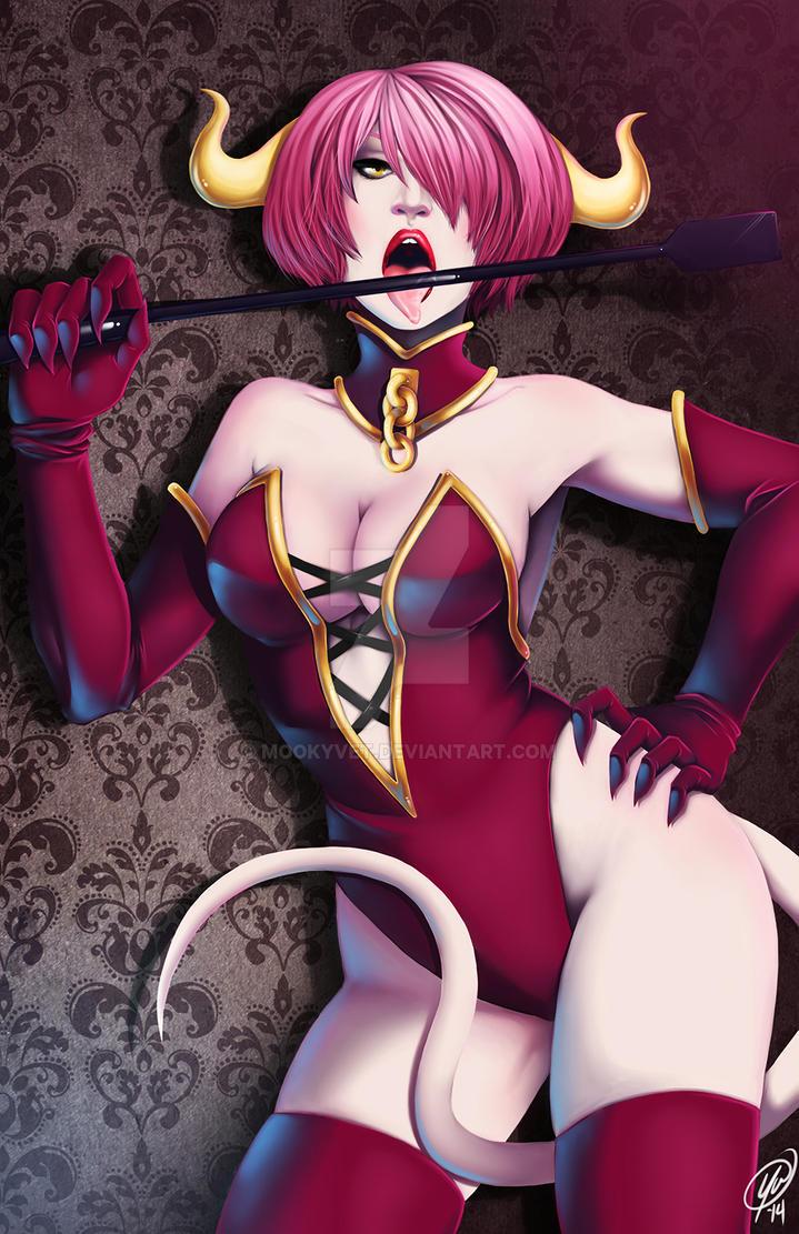 Seductress by Mookyvet