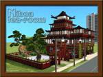 The Sims 2 - Nihon Tea-room