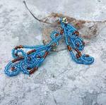 Earrings Beads by Kilchen