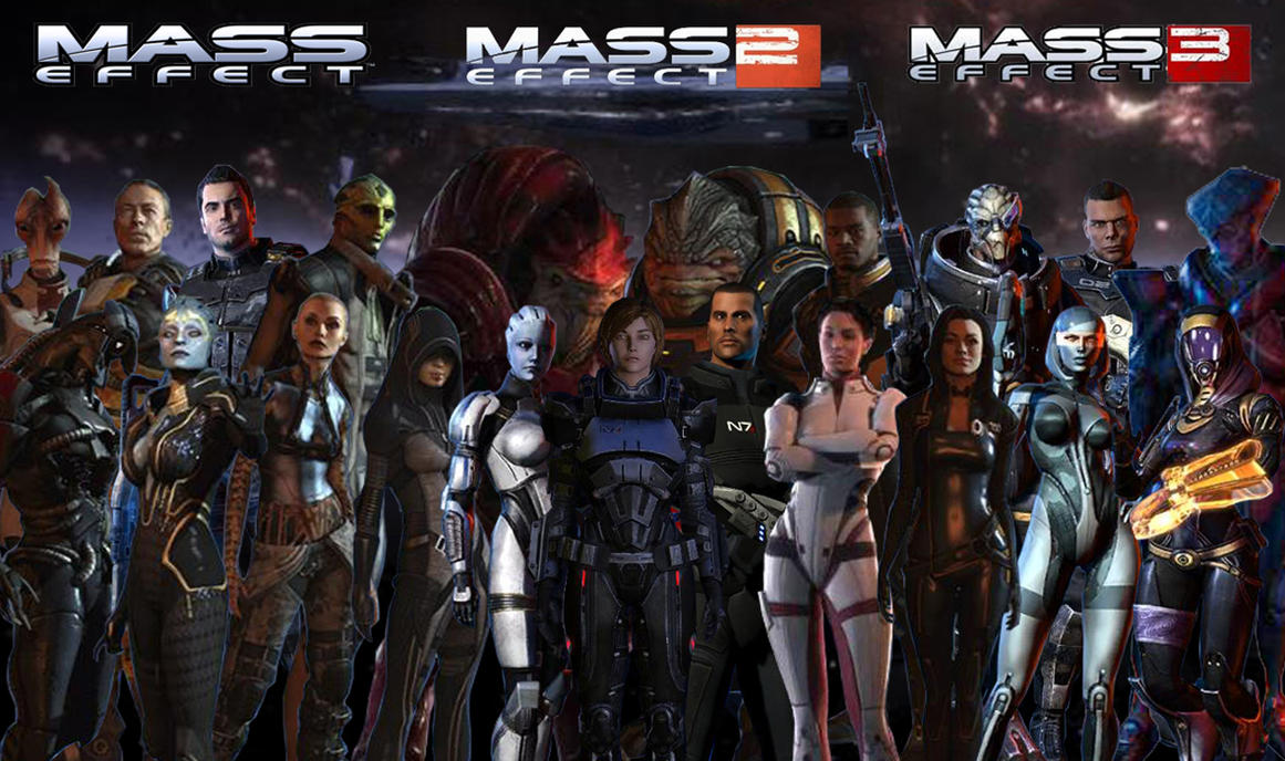 Mass Effect Healing Power of Videogames