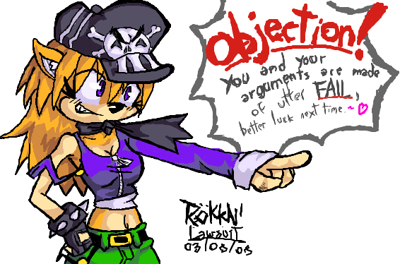 You hardcorely FAILED by Rokkan-Illidian