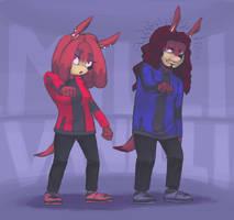Uini and Amadeus