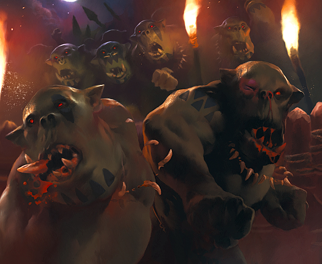 [Warhammer Fantasy Battle] Images diverses - Page 3 Warhammer_lcg__animosity_by_cryptcrawler