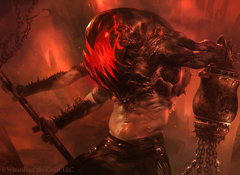 MTG - Tormentor Exarch