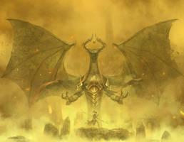 Magic The Gathering: Nicol Bolas