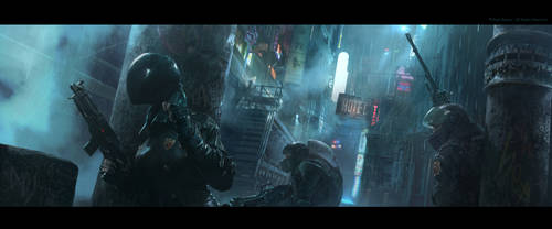 Citystate (Director's Cut) by Cryptcrawler