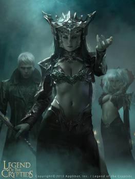 Dark Queen Guinevere (Advanced)