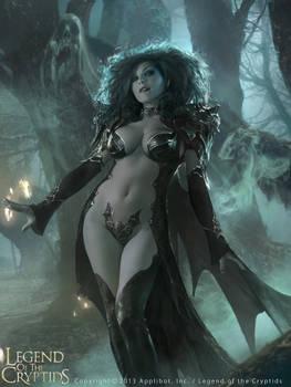 Dark Queen Guinevere