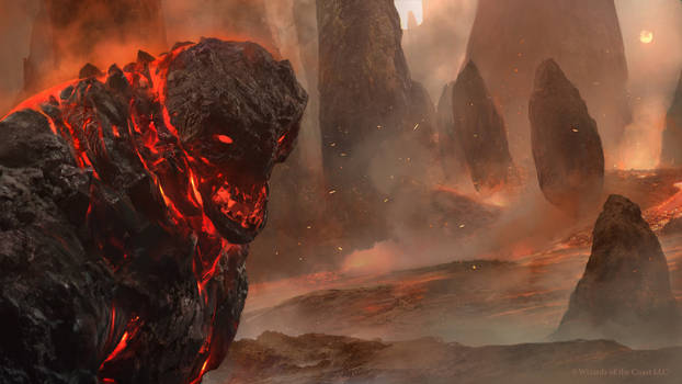 Duels of the Planeswalkers 2014 - Lava Mage