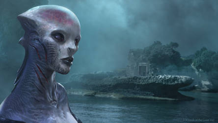 Duels of the Planeswalkers 2014 - Aquatic Mage