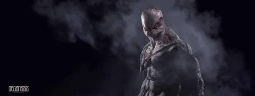 DEGENESIS: Biokinetic Storyteller's Screen Art by Cryptcrawler