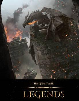 Elder Scrolls Legends: Alduin