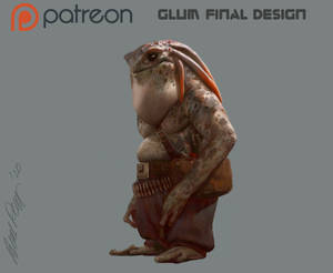 Glum Final Design For Patreon