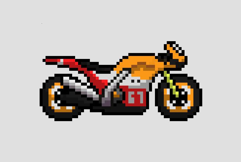 Moto GP - Racing Bike by lucake on DeviantArt