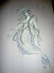 Bluegill Merman Test Color by raedenfalamh