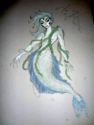 Bluegill Merman Test Color2 by raedenfalamh