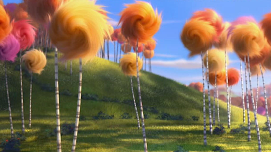 the lorax background 2 by anny garrido by annygarrido on
