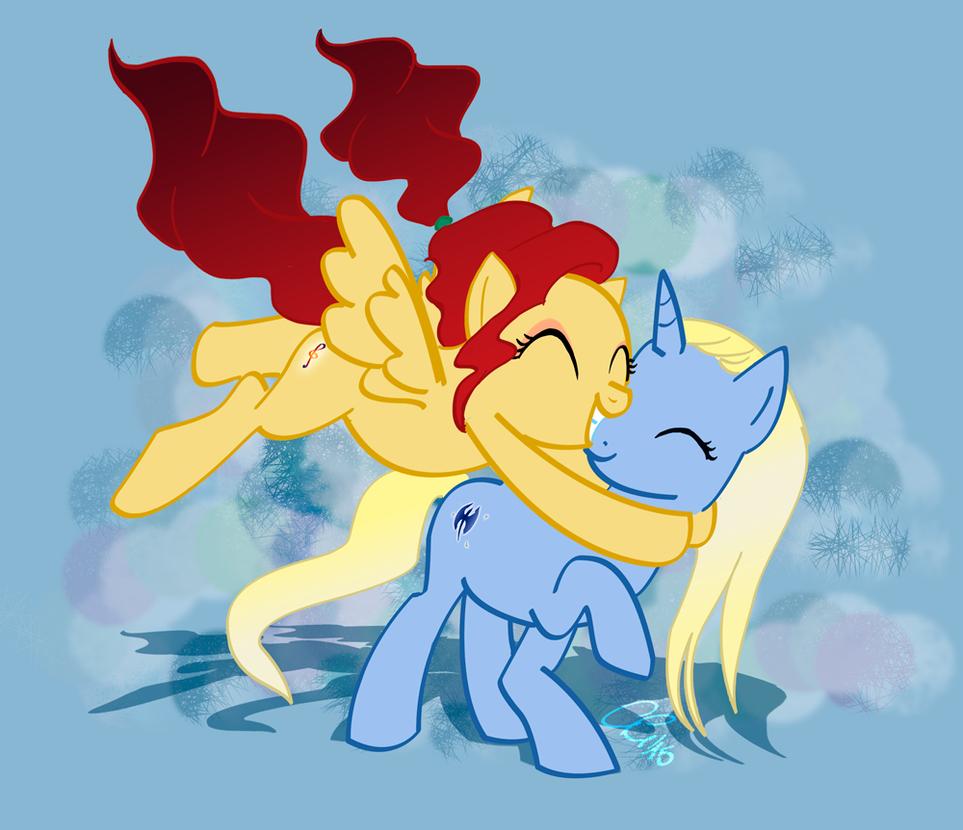 My Little Pony - Zodiac is Magic by Gaerwing