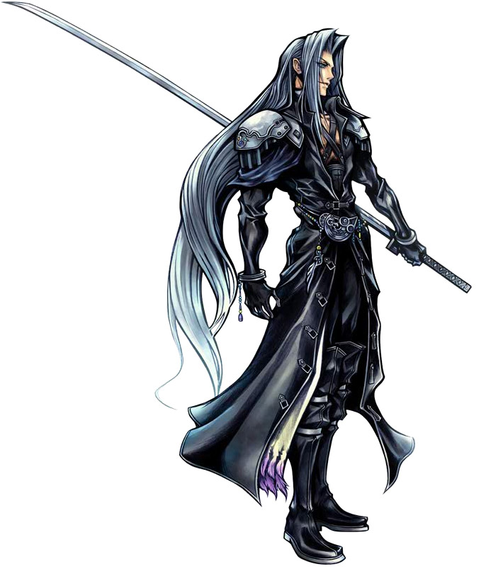 Sephiroth by Sephiroth1252