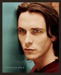 Colorize Christian Bale